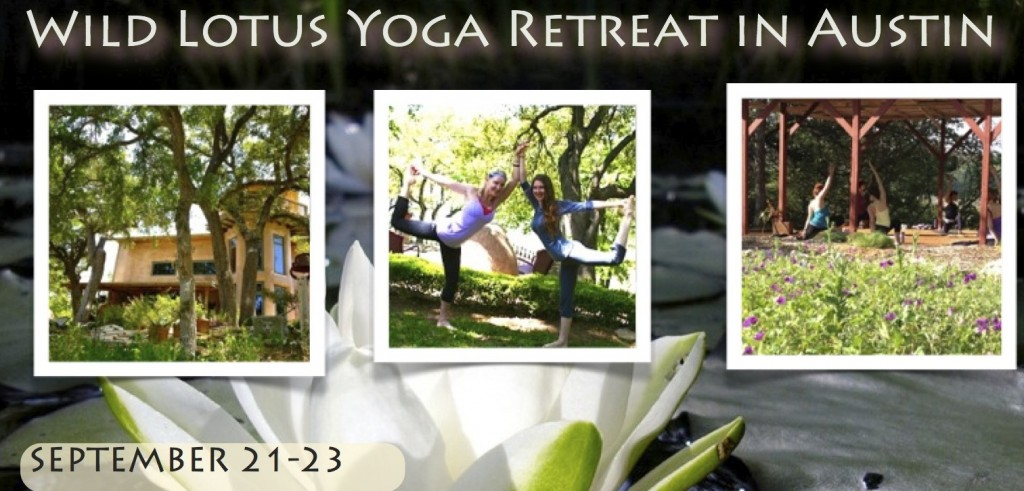 Fall 2012 Wild Lotus Retreat!
